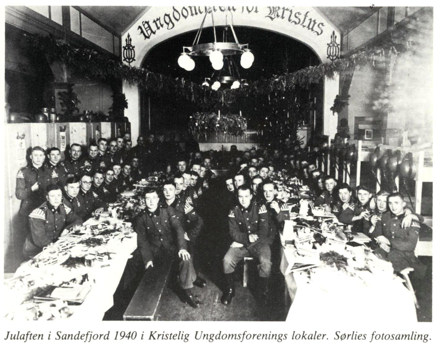 tyskernes okkupasjon av norge